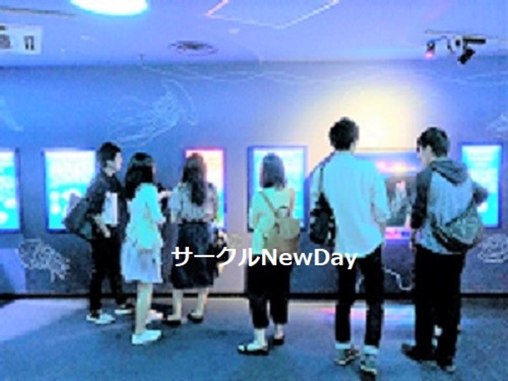 ★2/22 新江ノ島水族館めぐりで楽しく友達作り★
