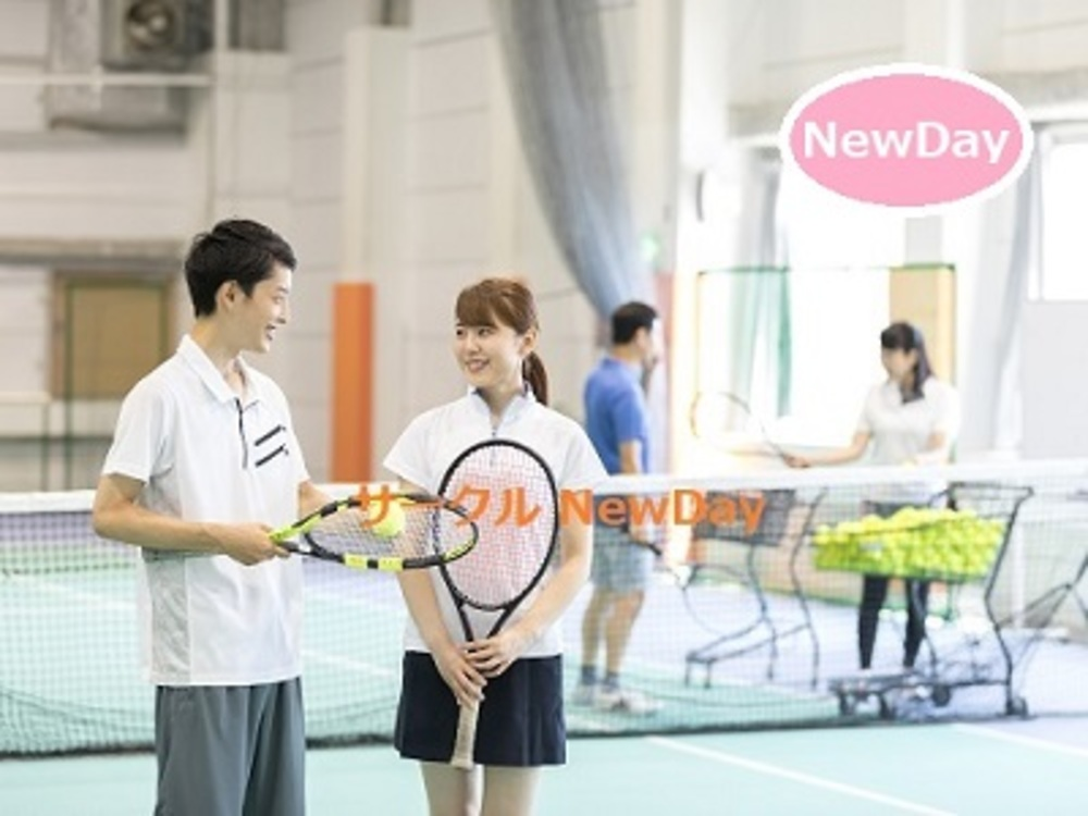 ★5/6 大阪のテニスコンで楽しく友達作り in 靭公園★