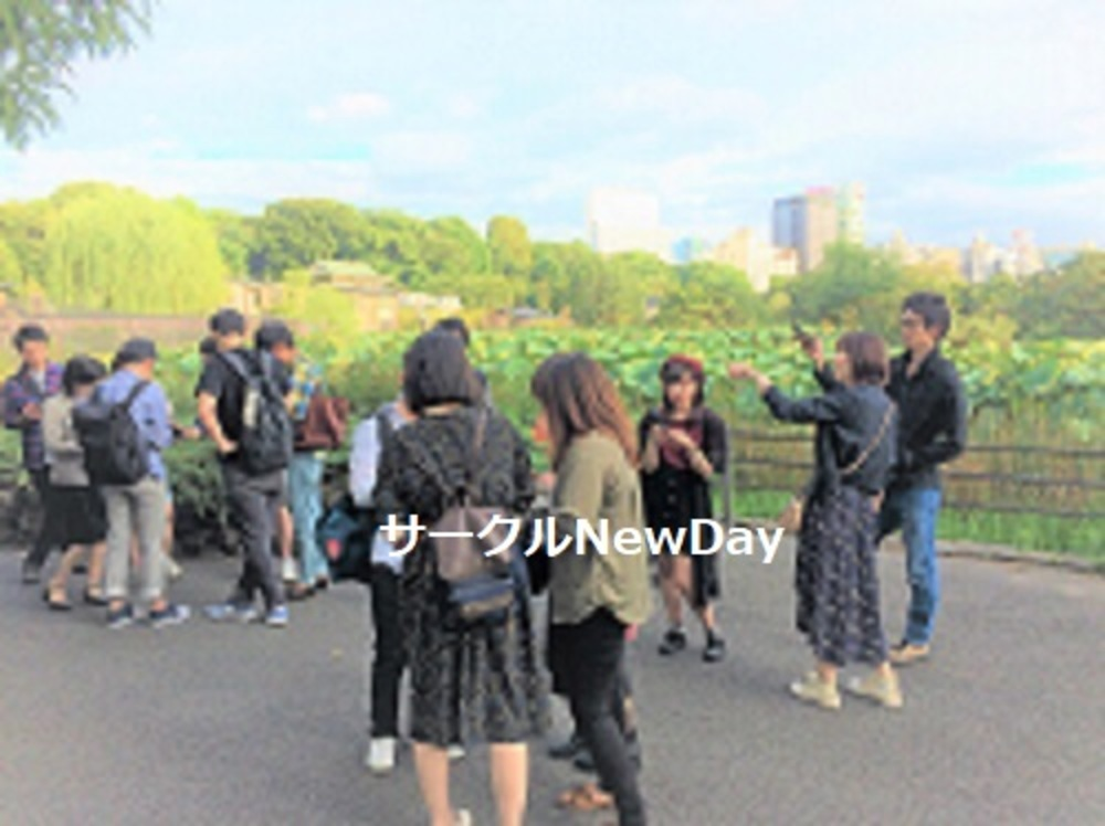 ★4/11 奈良公園&若草山散策の友達作り ★