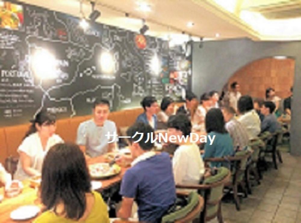 ★8/29 大阪駅の友達作りランチパーティー ★