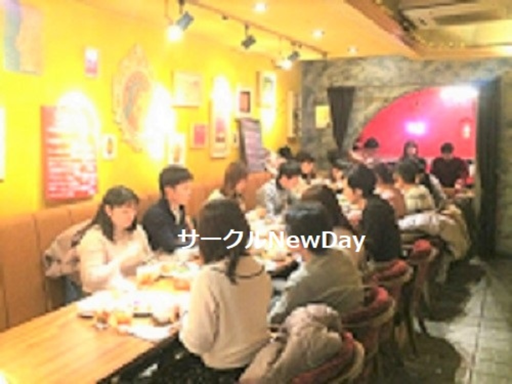 ★2/15 銀座の友達作りパーティー ★