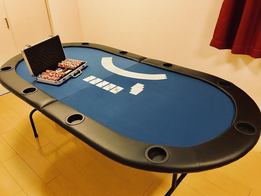 平日昼間!ポーカーサークル