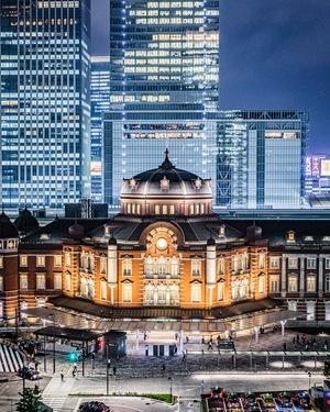 PhotoWalk&NightPhotography@Tokyo