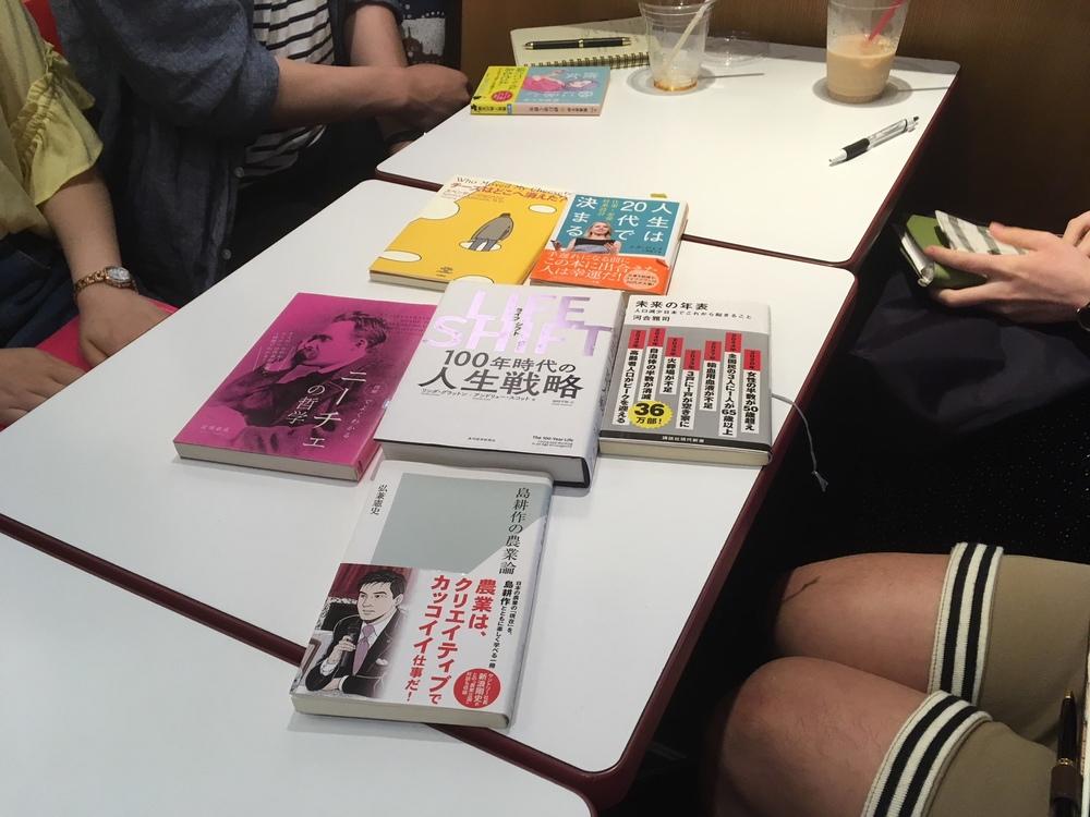【本の街・神保町開催】東京Étude(20代中心の読書会コミュニティ)