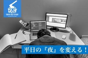 オンライン東京自習会 *平日の夜を有効活用しませんか?*
