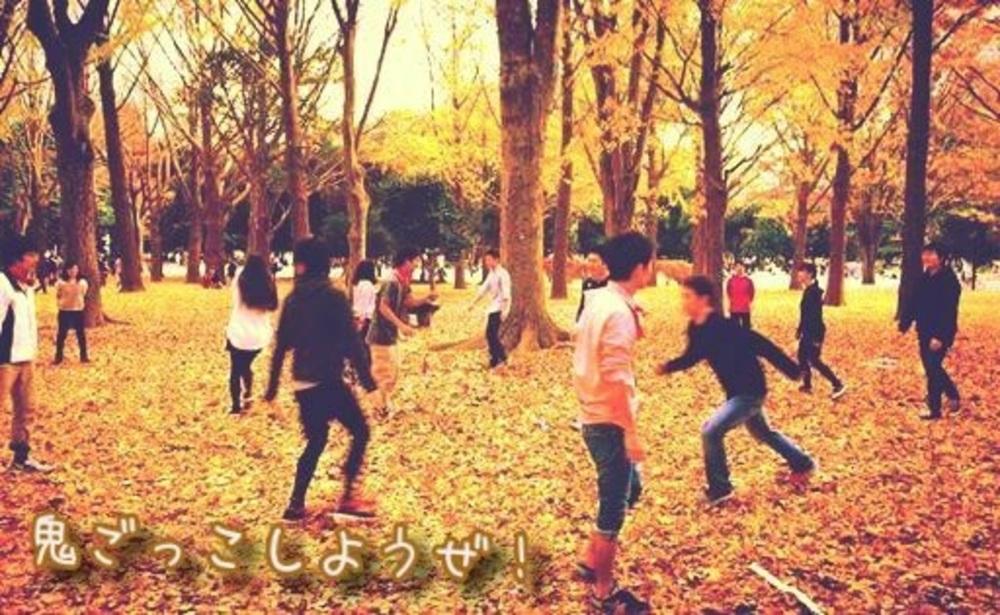 【12月7日】第46回鬼ごっこしようぜ【代々木公園】