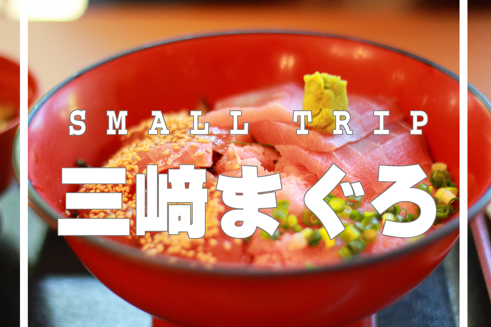 🍽【終】■4/4 【カメラ旅】今日は、まぐろを食べに行こう。【三崎港】