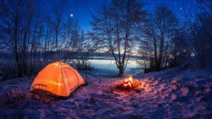 キャンプサークル
