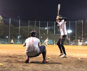 GFサークル(野球・バスケ・ダーツなど初心者向け)