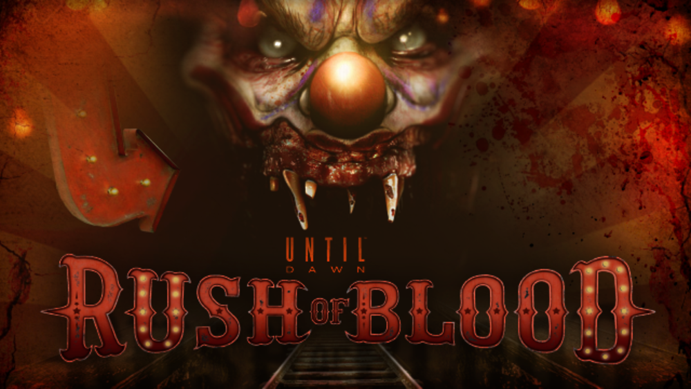 """PlayStationVRのホラーゲームで遊ぼう!""""UntilDawn:RUSH OF BLOOD""""@錦糸町"""