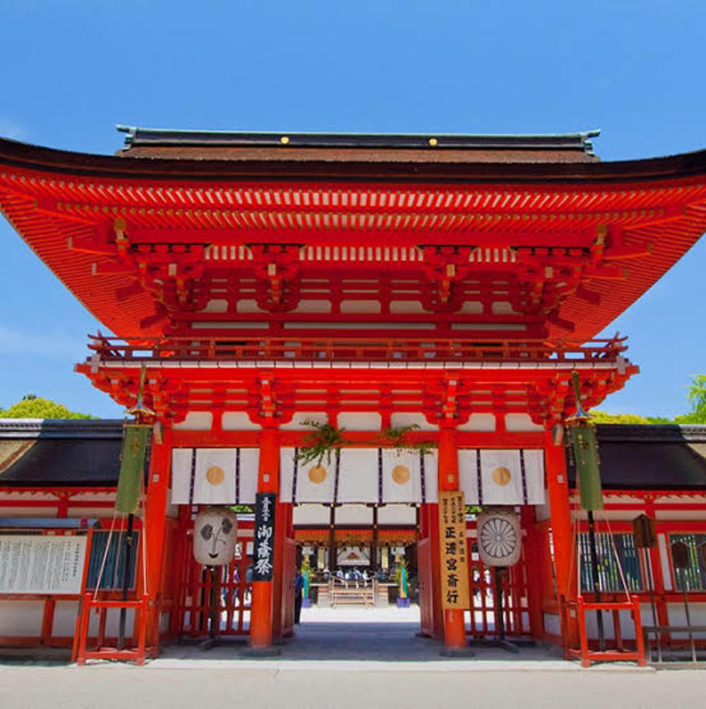 下鴨神社に初詣とスナップ