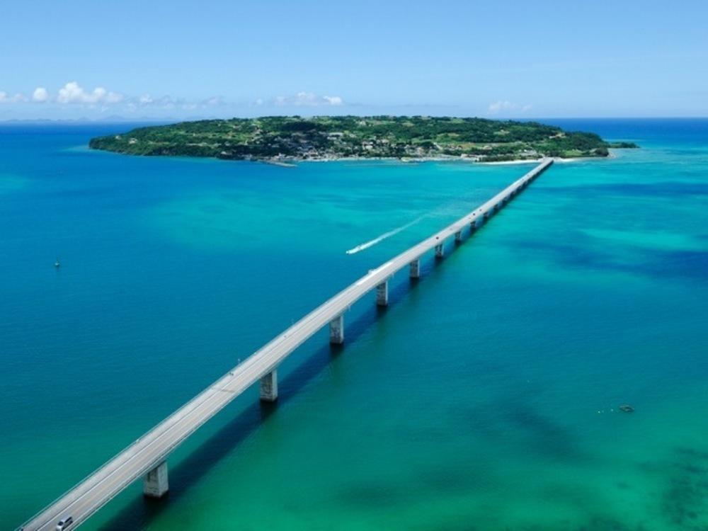 7月10日(金)夜出発沖縄2泊!青の洞窟&古宇利島&プライベートビーチコテージ!
