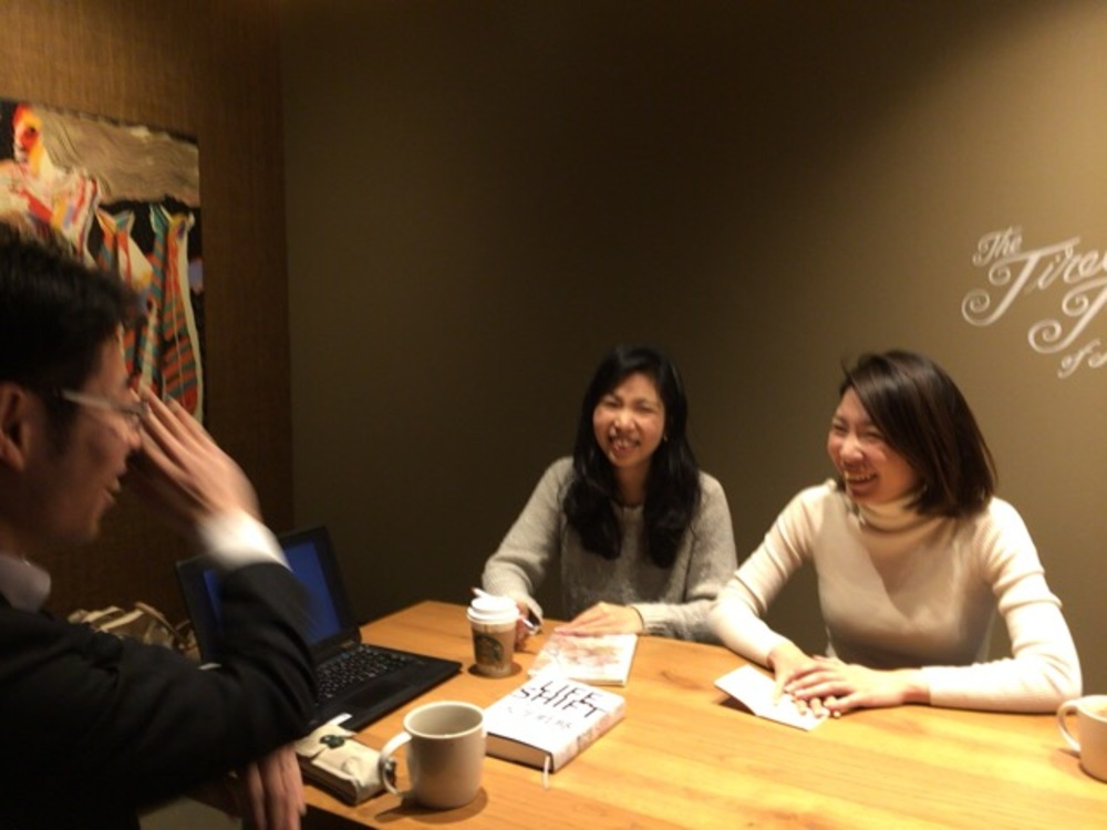 【田町】正月ボケも常識も吹き飛ばす! 大ディベート英会話