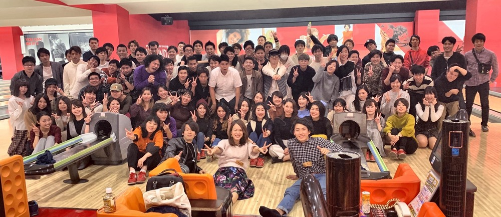 1/19(日)19時〜虹色ボーリング