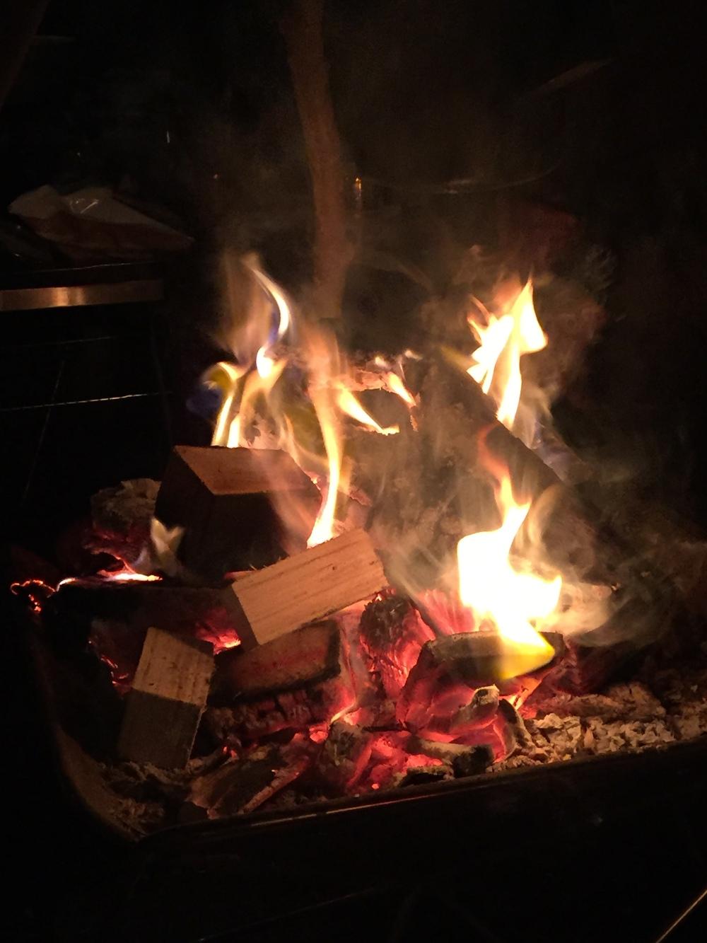 ♿️🔥🔥第五回 川越焚き火会🔥🔥