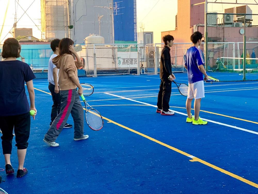 2/1(土) 15:30~テニスしましょう!