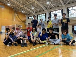 東京の初心者、未経験者のためのバドミントン、卓球社会人サークル「ガータランド」