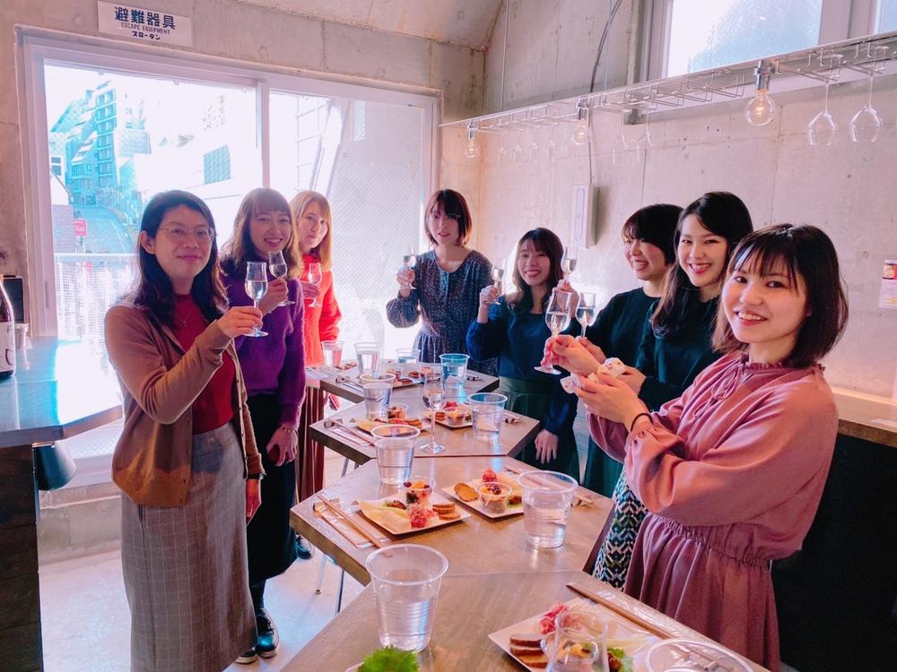 【第17回】絶対に友達ができる女子会(オシャレな日本酒編)