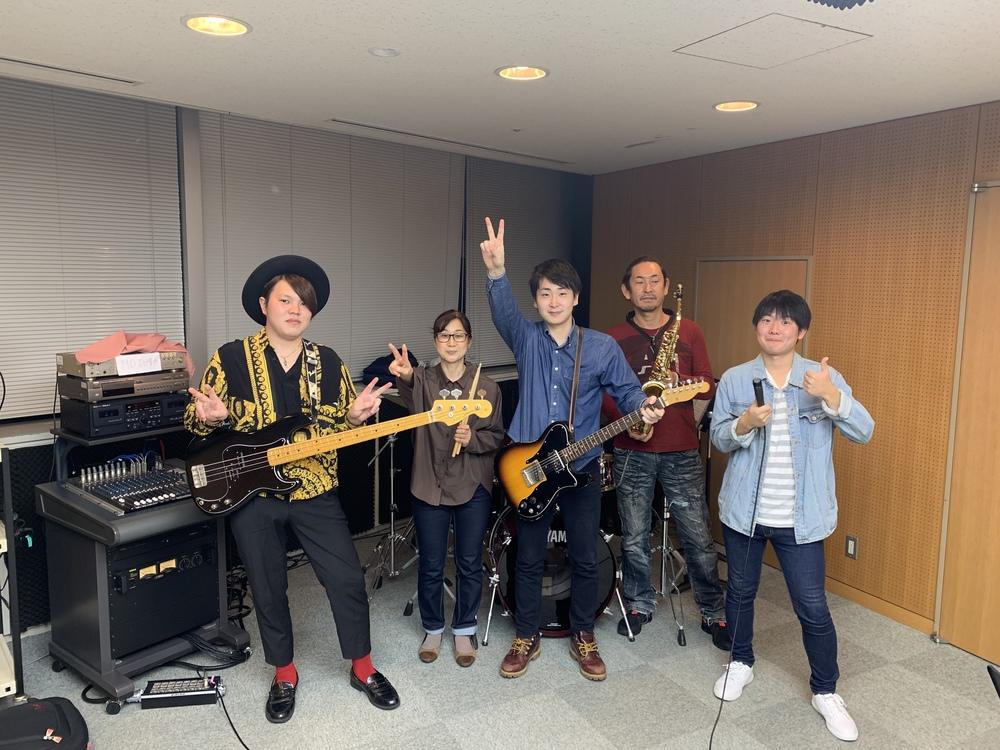 3月17日日 火曜日 19:45~22:00 新宿で一緒にバンド・楽器演奏・音楽を楽しもう!!