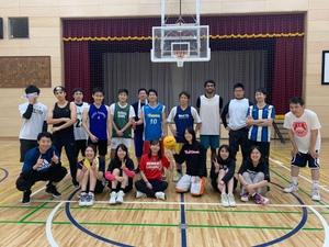 【NEW】男女MIXバスケ 2020年4月本格活動開始