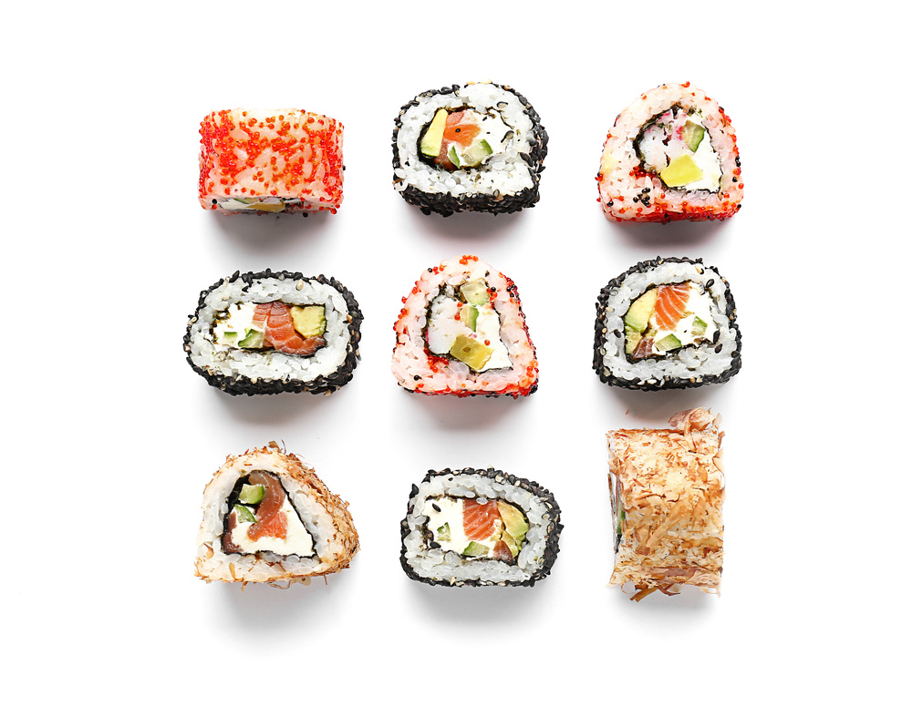 「International Sushi Cookery Party」