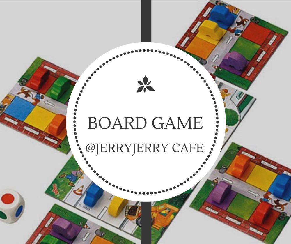 ボードゲーム@jerryjerry cafe