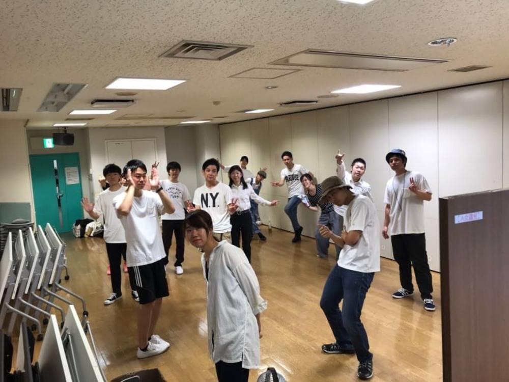 【ドタキャン・ドタ参歓迎!】ダンスで朝活in川崎(薩摩norabosch(ノラボッシュ))