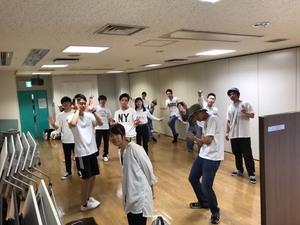 朝活ダンスin川崎(薩摩norabosch(ノラボッシュ))