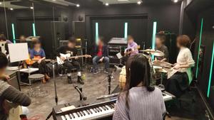 初心者向け社会人音楽バンドサークル「スクランブルポイント東京」
