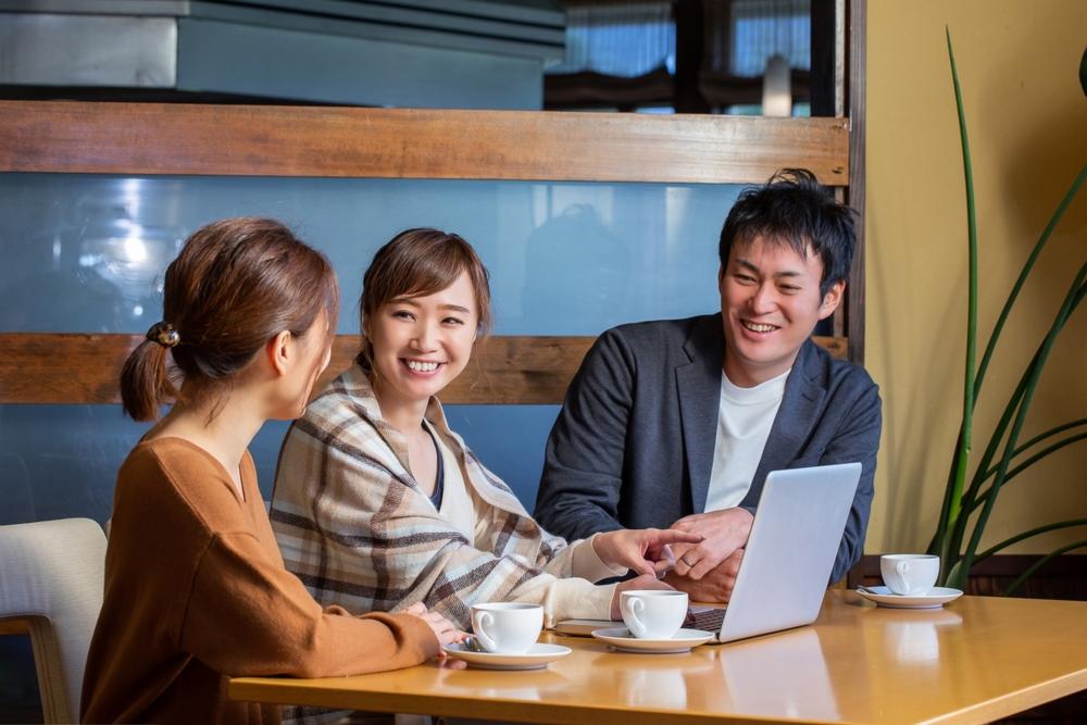 4月10日 (金) カフェ会やランチ会など企画して主催しませんか?「カフェ会主催ワークショップ」