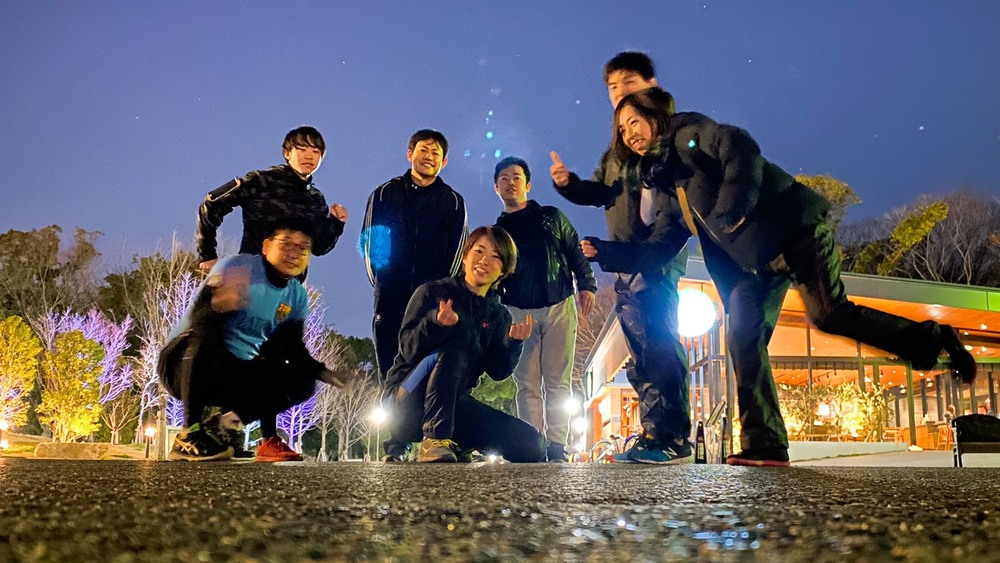 3/29 ランニング&体幹ストレッチ@西宮