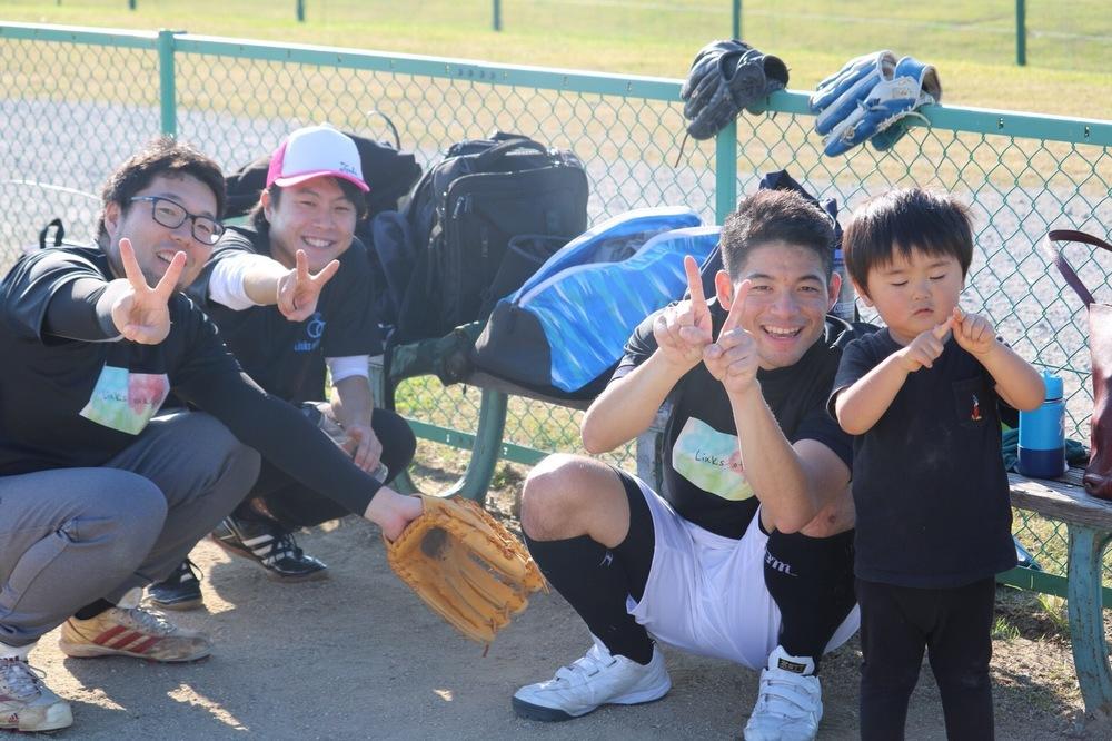 【20,30代限定】⚾️⚾️🌟友達作ろう❗️野球⭐️⚾️⚾️