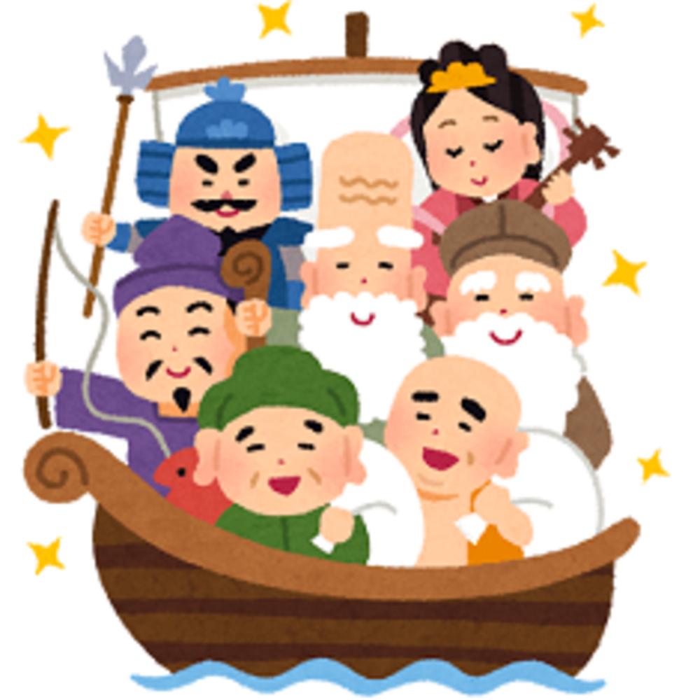37~59才(年の差) 七福神めぐり♪ ~1人参加~【日本橋】