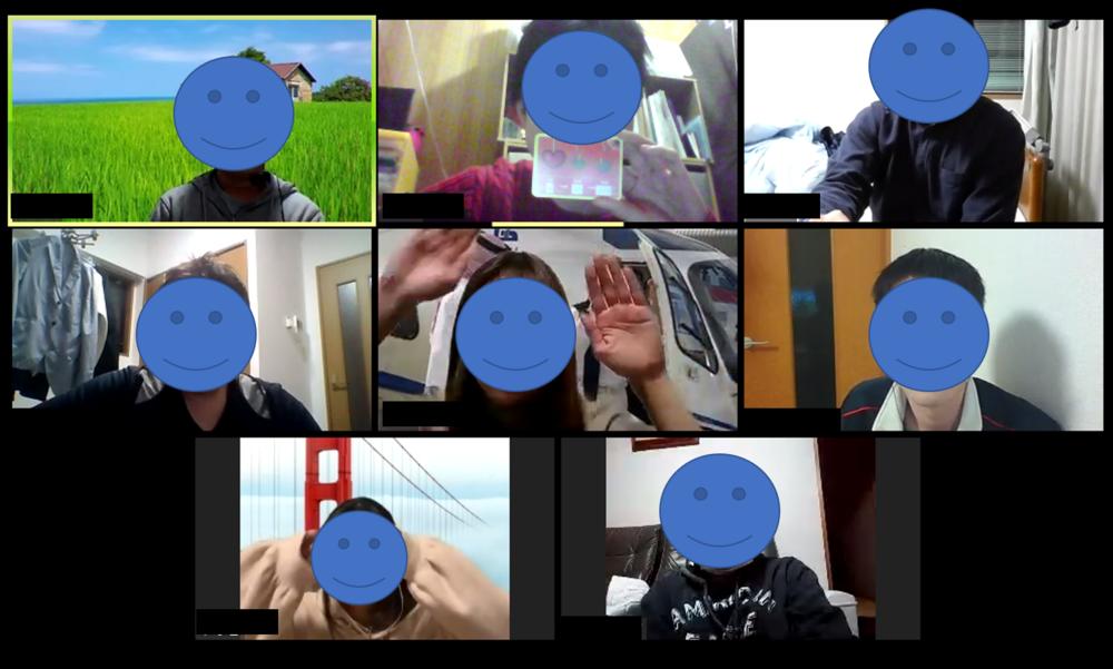 第8回笑って会話しながらオンラインでボードゲームイベント!!