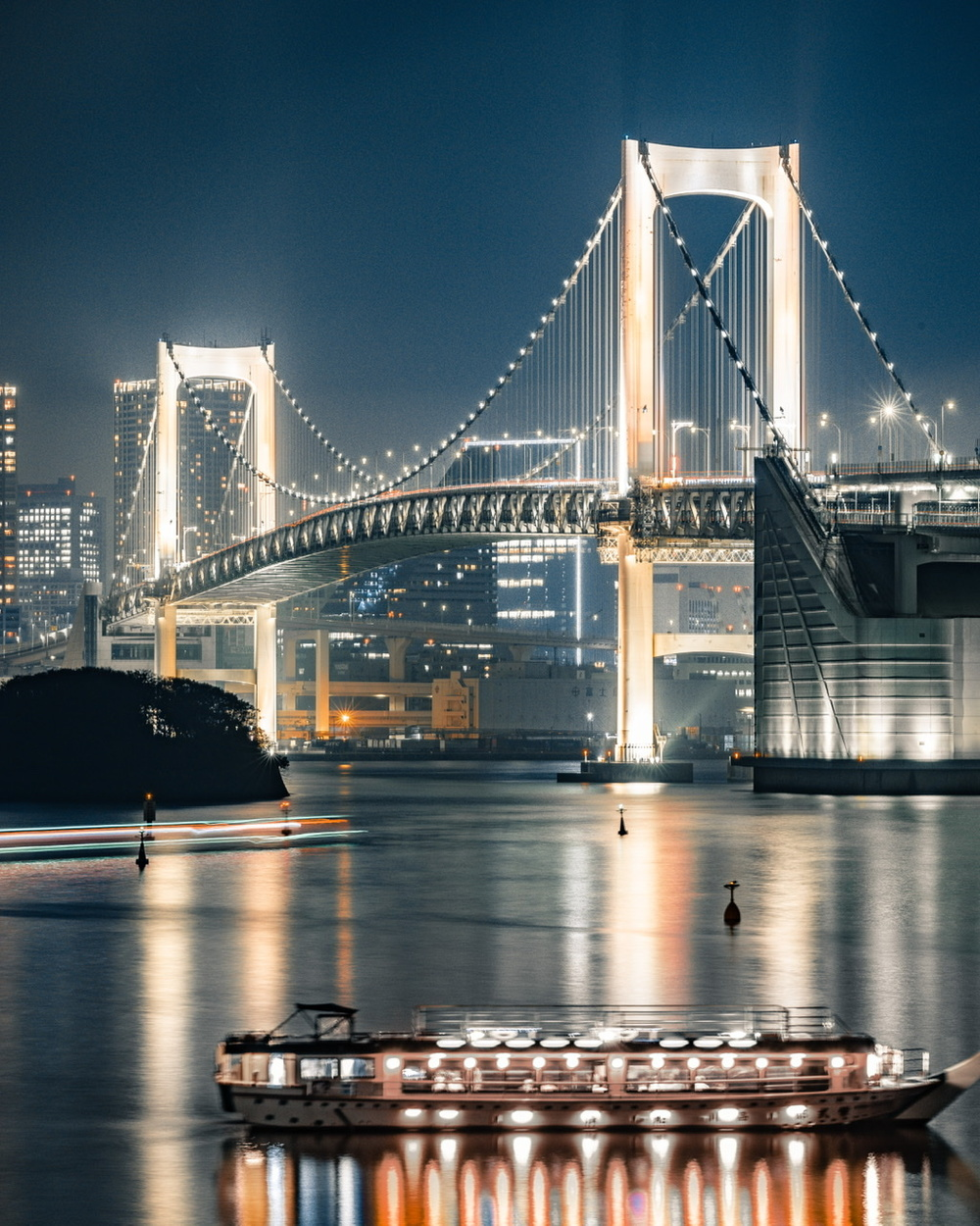 Night Photo Walk Rainbow Bridge(行先変更)