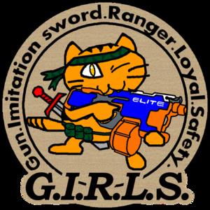 大阪NERFチームG.I.R.L.S.