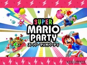 クリスマス🎄スーパーマリオパーティ(任天堂Switch)とボードゲームで遊ぼう!+特製ケーキ🎂