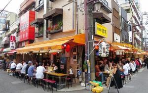 【浅草×ホッピー通り】浅草ホッピー通りで食べ飲みしながら友達作り!