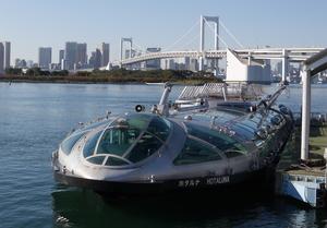 【ホタルナ×お台場×ジョイポリス】遊覧船に揺られ、そしてジョイポリスで遊びつくしましょう!