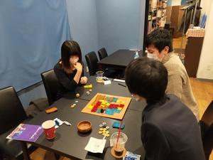 【初心者大歓迎】第2回金夜を満喫しよう!話題のボードゲームを堪能しよう!