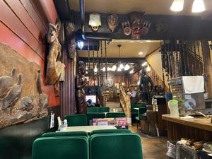【久屋大通】レトロなカフェでカフェ会