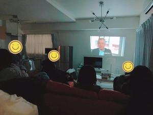 【映画鑑賞会】大きなスクリーンでみんなで映画を見よう♪