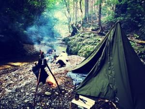 【9月19-20日】秘境でワイルドキャンプ【サバイバル企画】