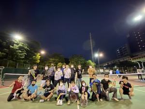 【舎人de公式テニス】9/29水19:00〜@舎人公園駅3分【現在参加予定者5人】
