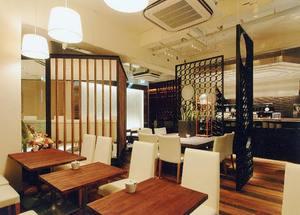 【栄】オシャレなカフェでモーニング