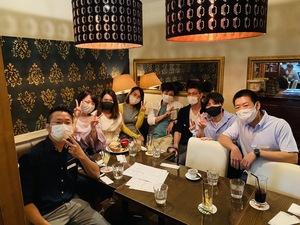 異業種交流会@中目黒にあるお洒落なカフェ/ Business networking & social Meetup @ Nakameguro