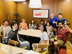 広尾で英日のランゲージ・エクスチェンジ&ボードゲーム/ Eng/Jap Language Exchange & table games in Hiro-o