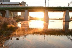 「多摩川夕方散歩しよ~!前日割します」