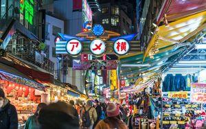 【上野アメ横】上野にある商店街を一緒に散策しよう!