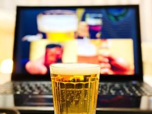 【参加費無料】月曜から頑張るためのオンライン飲み会🍻ノンアル歓迎🍹
